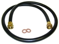 1/2 x 4' Washing Machine Hose
