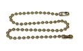 Beaded Chain and Couplings